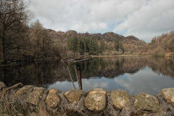 YEW TREE TARN, CONISTON