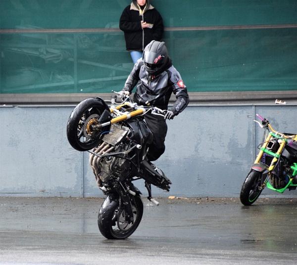 Stunt Bike by davyskid