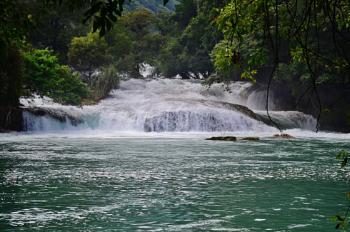 Micos waterfall