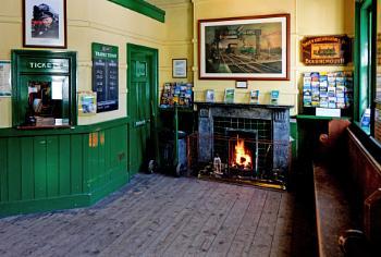 Ticket Office, Corfe Castle Station