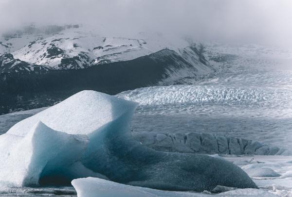 Amazing Glacier by MaxFocusPhoto