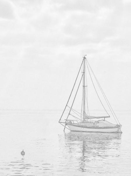 At Anchor by MAK2