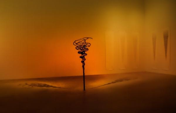Shadows in the Orange Room by MAK2