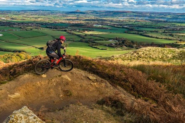 Mountain Biking - North York Moors by terra