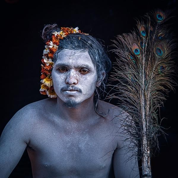 Young Nagasadhu by subashcr