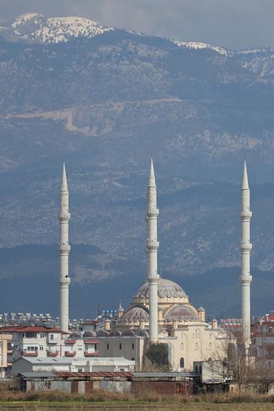 Manavgat Mosque by NeilSchofield