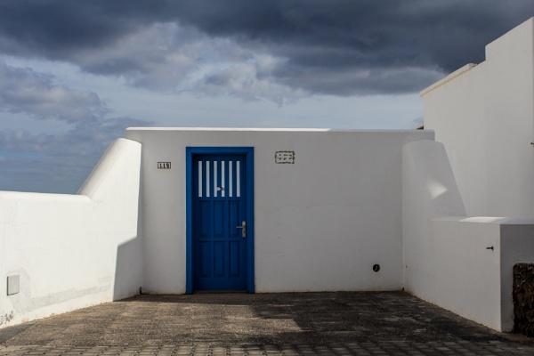 BLUE DOOR by jimlad
