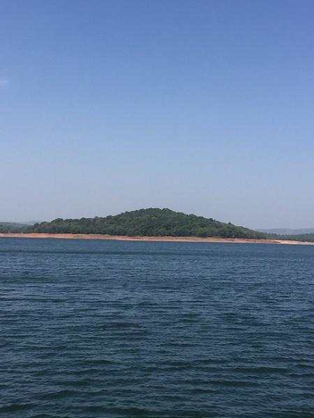 Sharavathi river by moonboyindia