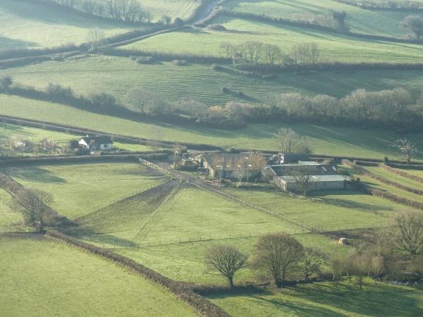 Torrington fields by AnnCourtney