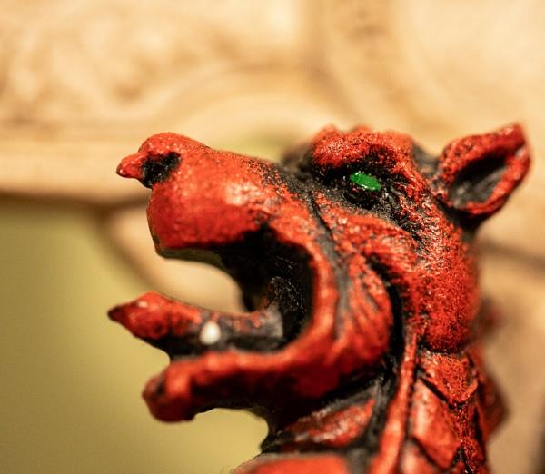 Dragon by Merlin_k