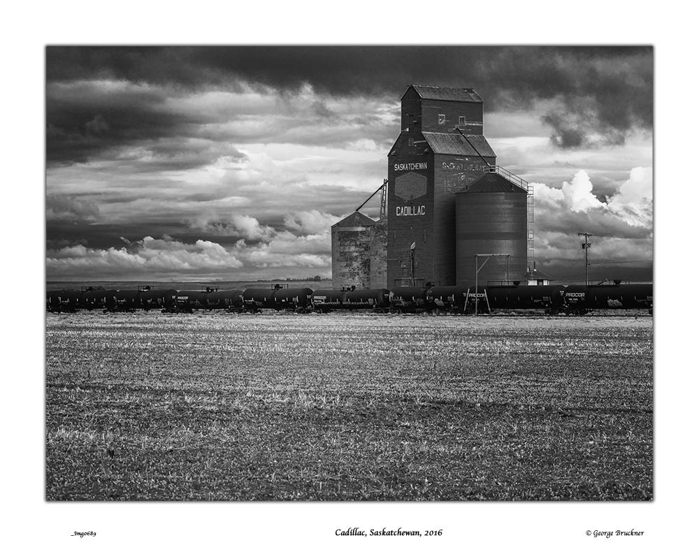 Cadillac, Saskatchewan, 2016