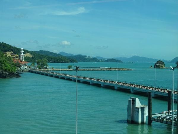 Langkawi Cruise Terminal Jetty, Malaysia by YoungGrandad