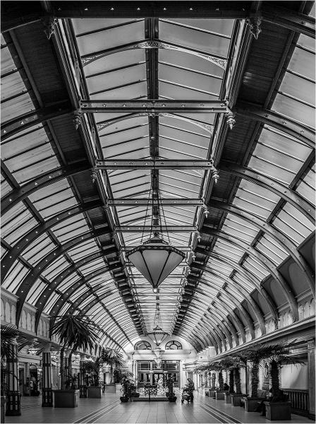 Blackpool Arcade by Dixxipix