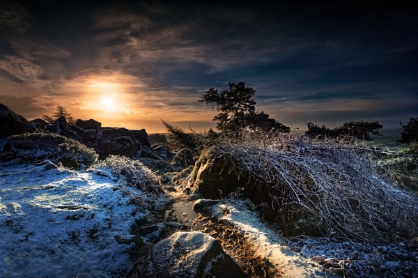 Rocks and Sunlight by DaveShandley