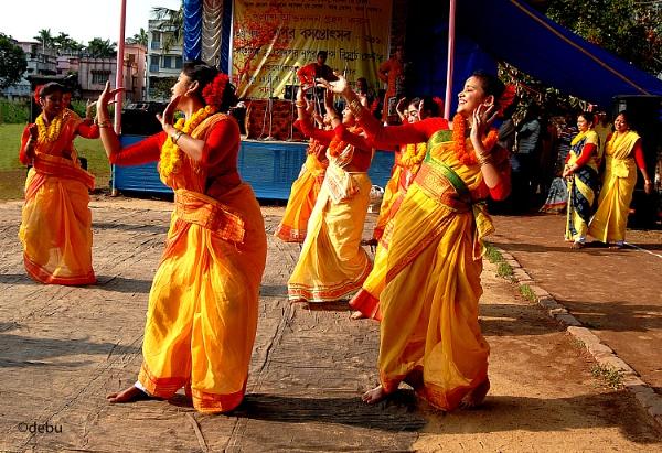 Holi celebration..3 by debu