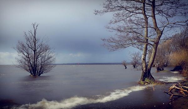 Lough Neagh - Antrim by atenytom