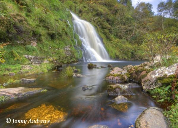 Waterfall by JonnyNI