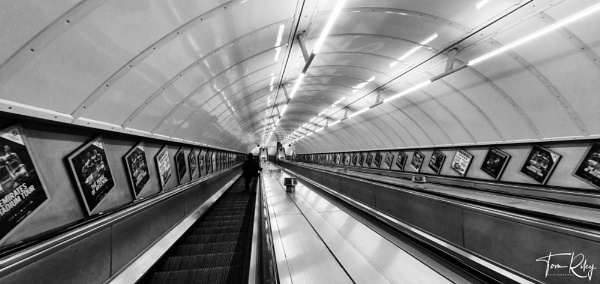 Leicester Square Tube Station by tomriley