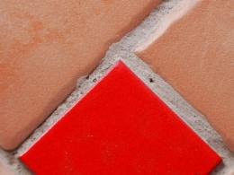Photo : Balcony Floor Tiles