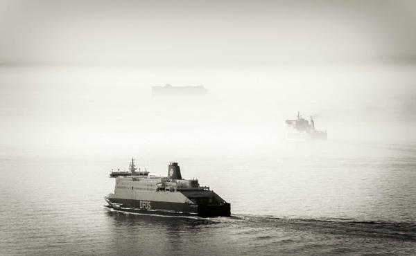 foggy by mogobiker