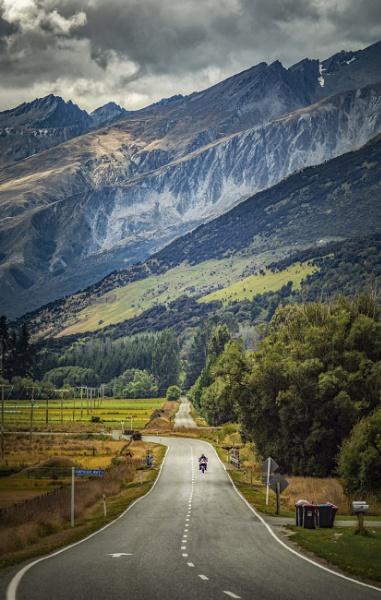 Road trip by Alain