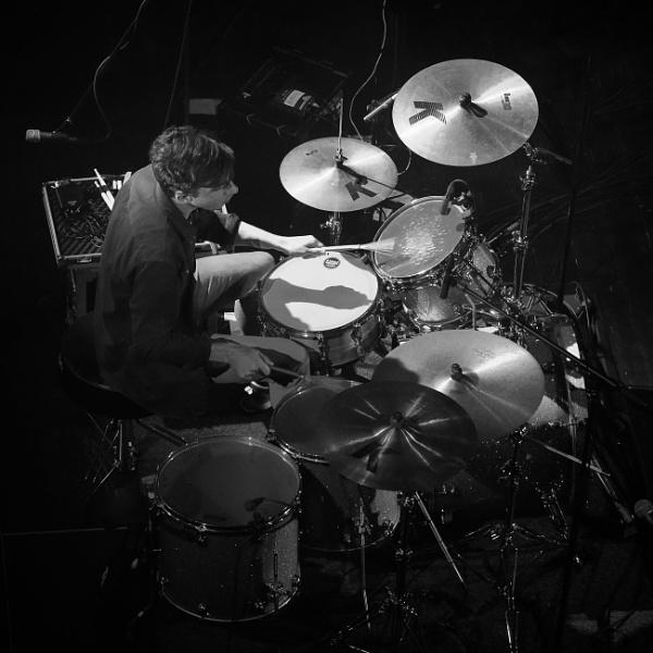 Melvin @ work + color by Drummerdelight