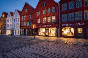 Early in Bergen