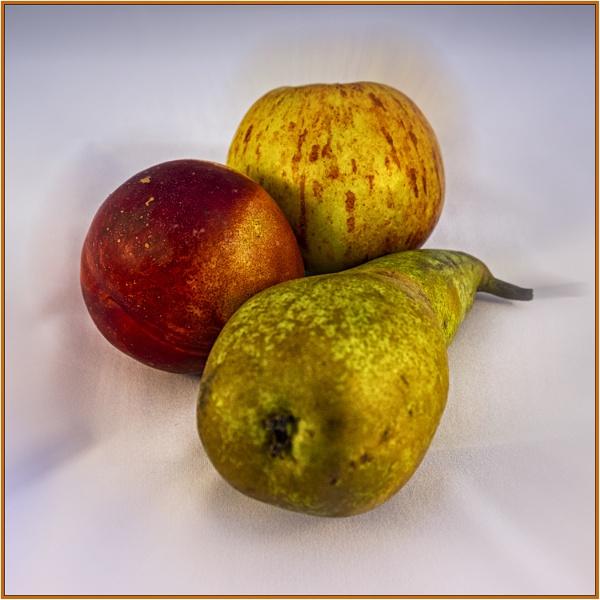 Fruit Trio by AlfieK