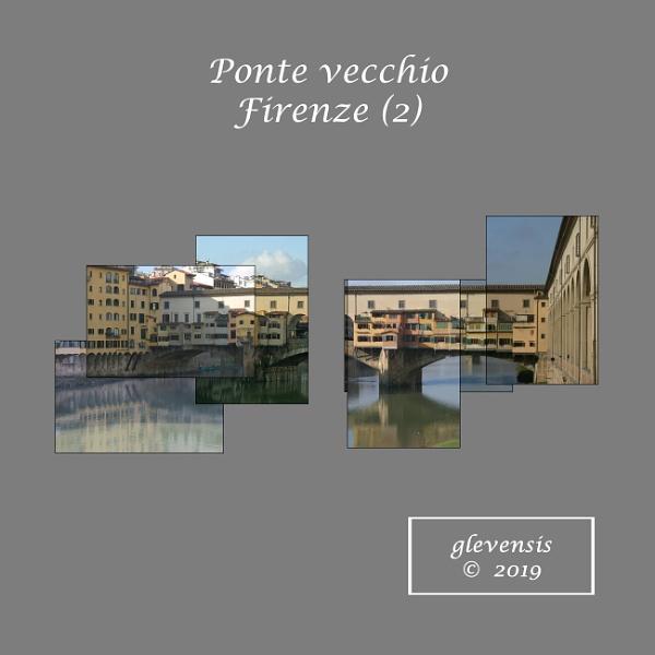 Ponte vecchio, Firenze (2) by glevensis