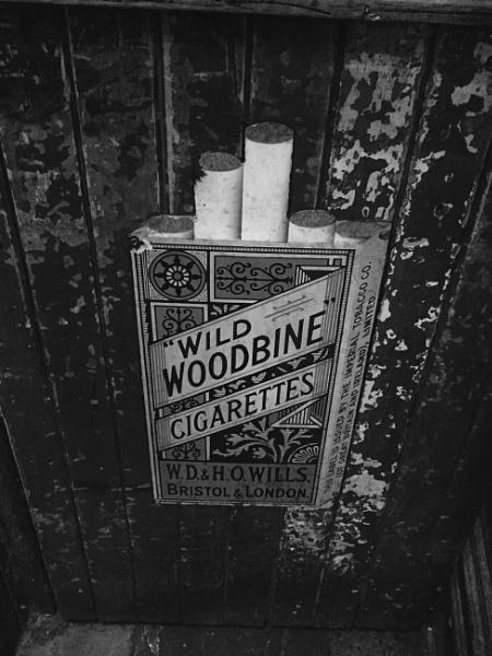 Vintage Advertising Board by BertM