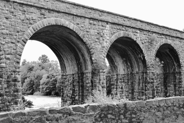 Viaduct  by BertM