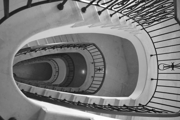 Stairway by BertM