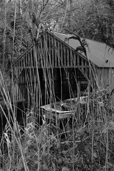 Boathouse  by BertM