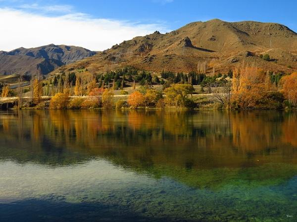 Lake Benmore 47 by DevilsAdvocate