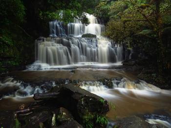 Purakaunui Falls 7