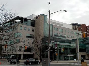 the David Braley Health Sciences Centre