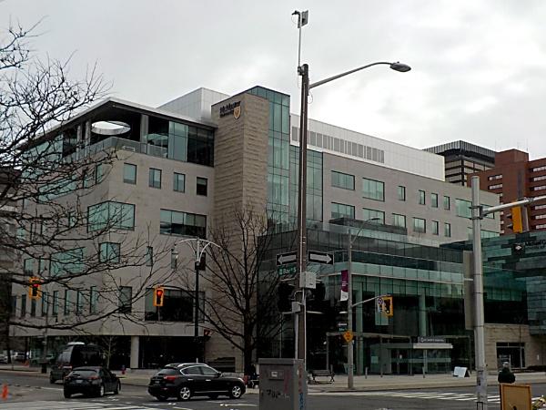 the David Braley Health Sciences Centre by TimothyDMorton