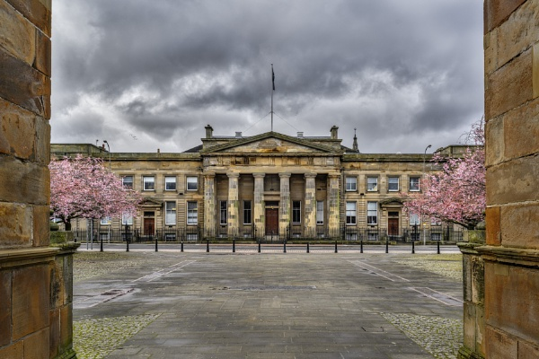 High Court Of Justiciary by AndrewAlbert