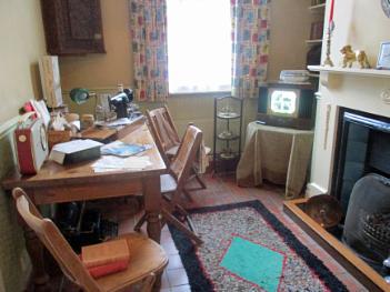 The Breakfast Room at Skeldale House
