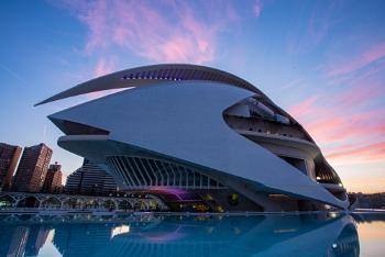 Valencia Opera Hse