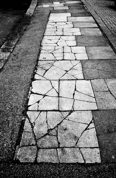 Cracked Hopscotch by nclark