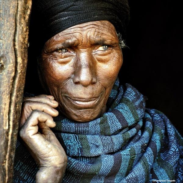 amhara woman by papajedi