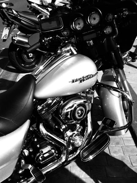 Motorbike Heaven by groovypinkchick