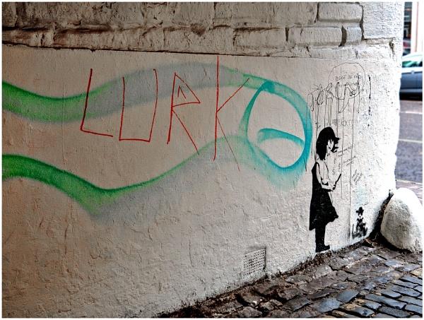 Banksy, Now by mac