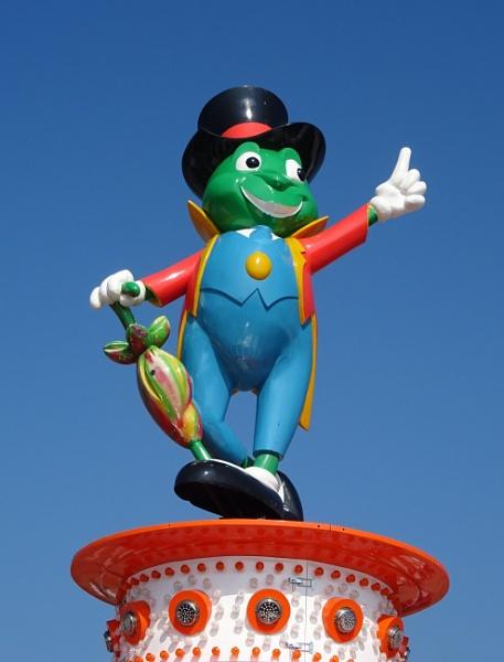 Jiminy Cricket by Mags100