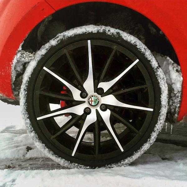 Pirelli Snow by nutsaboutminis