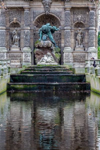 Jardin du Luxembourg by rninov