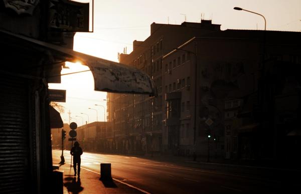 Shadows of Morning XLV by MileJanjic