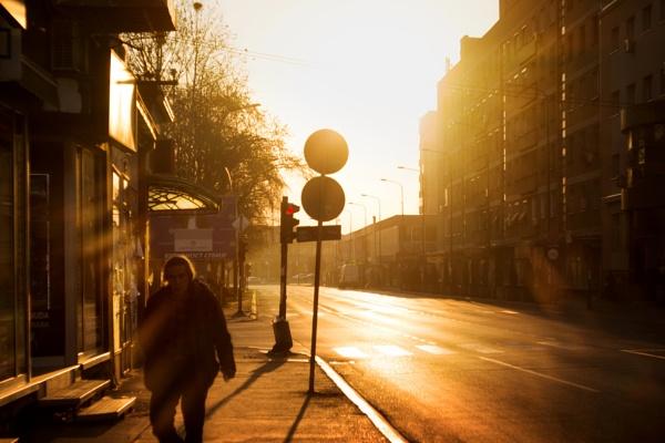 Shadows of Morning XLVI by MileJanjic