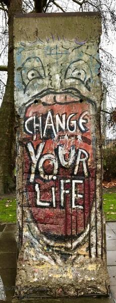 Berlin wall by Stu74